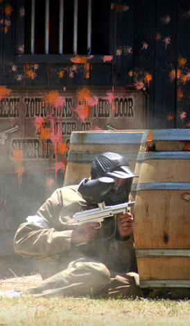 Paintball Competitions